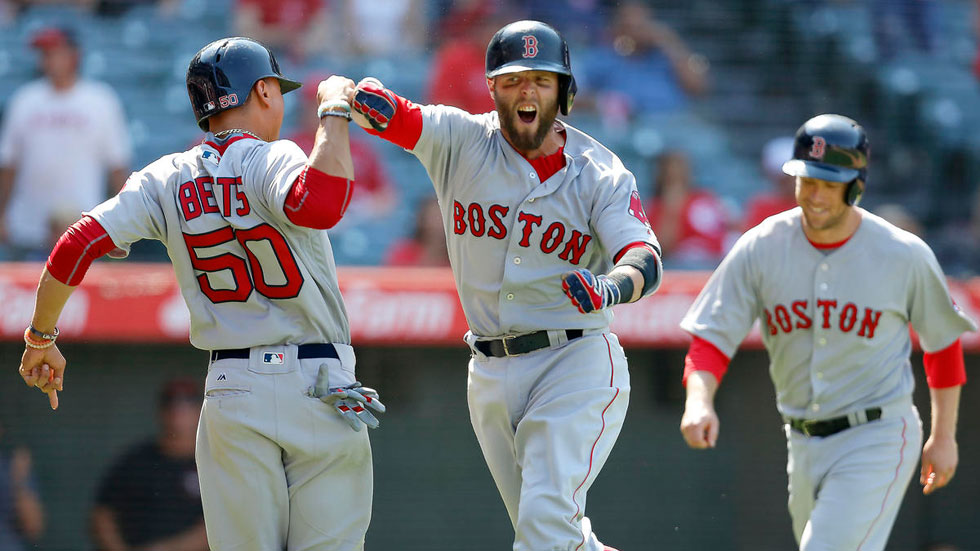 победа Boston Red Sox